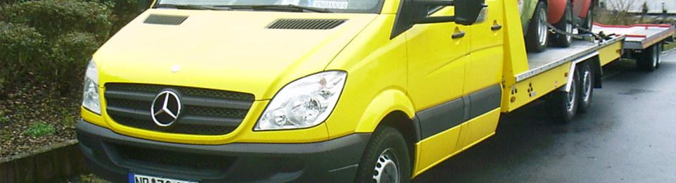 Automobilservice europaweit, PKW Überführung, Marienhausen